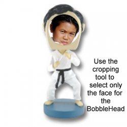 Photo Bobblehead Example