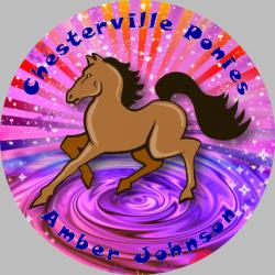 Spirit Button - 3 inch Example