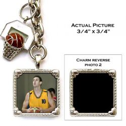 Photo Sport Keychain Example
