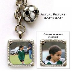 Photo Sport Keychain Example