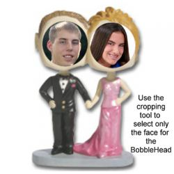 Bobblehead Couple Example