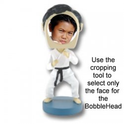 Photo Bobblehead Example