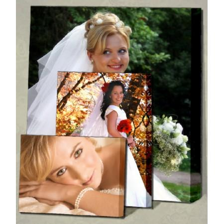 Gallery Wrapped Canvas Prints Example