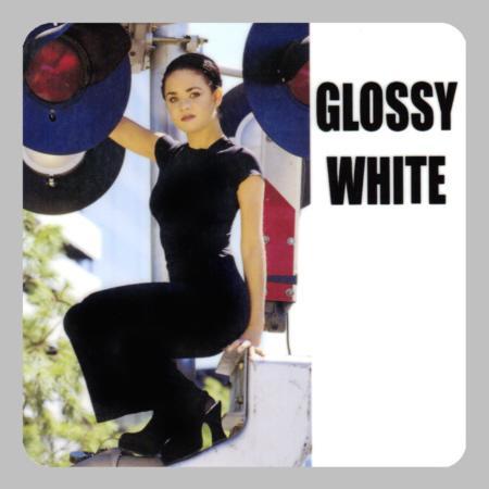 Metal Gloss White Prints Example