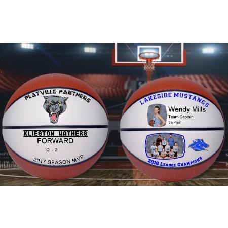 Photo Basketballs Example