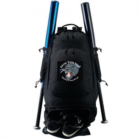 Bat Backpack - Baseball - Softball Example