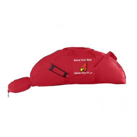 Bat Bag - Baseball - Softball - Red Example