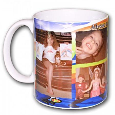 Photo Beverage Mug Example