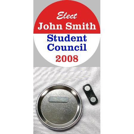 Button Badge - 1.5 inch Example