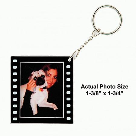 Film Strip Keychain Example