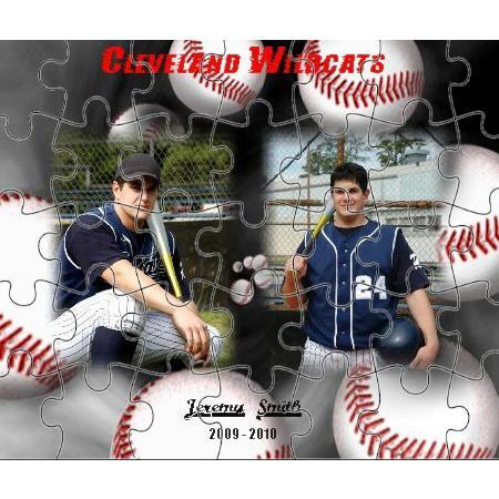 Glossy Photo Puzzles Example
