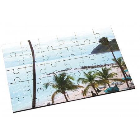 Hardboard Photo Puzzles Example