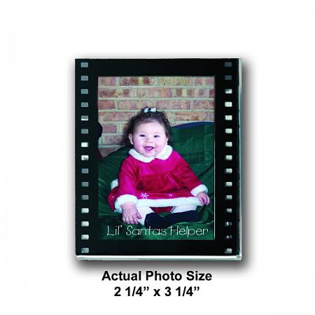 Magnetic Filmstrip Frame Example