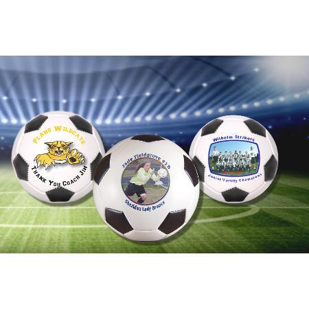 Photo Soccer Ball Example
