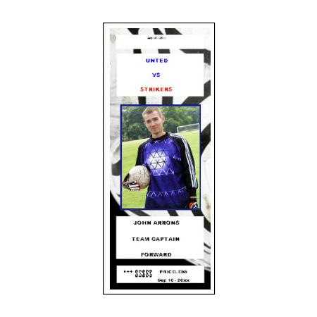 Ticket Poster Example