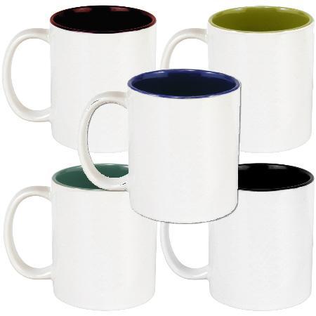 Beverage Mug - Two Tone Example