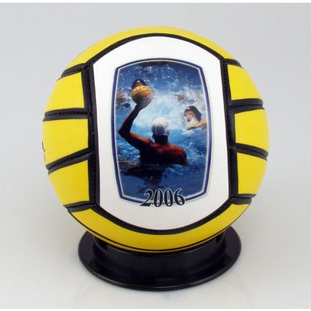 Photo Water Polo Balls Mini Size Example