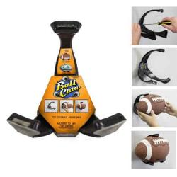 Ball Claw Wall Bracket Football Example