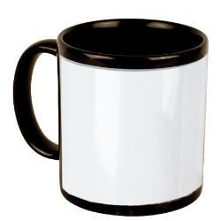 Beverage Mug BLACK Example