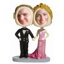 Bobblehead Couple Example