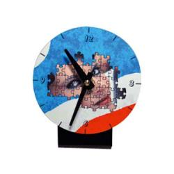 Desk Clock - Round Example