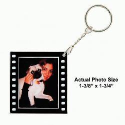 Film Strip Keychain Example