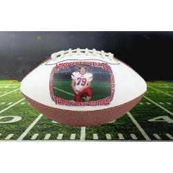Photo Footballs Mid Sized Example