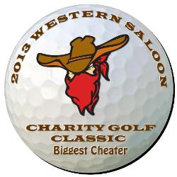 Golf Plaque 8 Inch Example