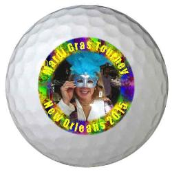 Photo Golf Ball Example