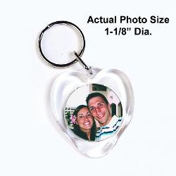 Heart Keychain Example