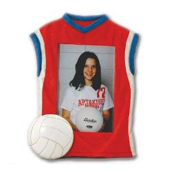 Jersey Frame Volleyball Example