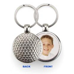 Keychain Metal - Golf Example