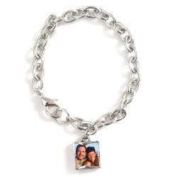 Photo Bracelet 1 Charm Example