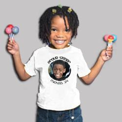Photo Toddler T-Shirt Example