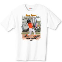 Photo Youth T-Shirt Example