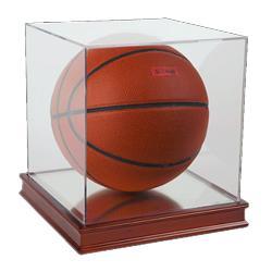 Premium Grandstand Round Ball Case Example