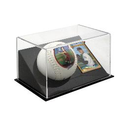 Softball and Trading Card Holder Example