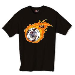 Spirit Shirt Flame1 Example