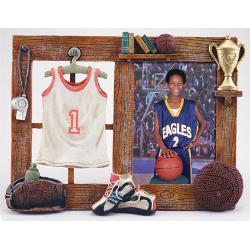 Sport Room Frame Basketball Example