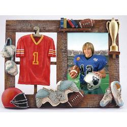 Sport Room Frame Football Example