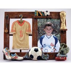 Sport Room Frame Soccer Example