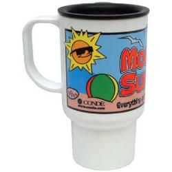 Travel Mug - Poly Example