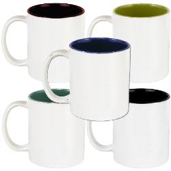 Beverage Mug - Two Tone Example
